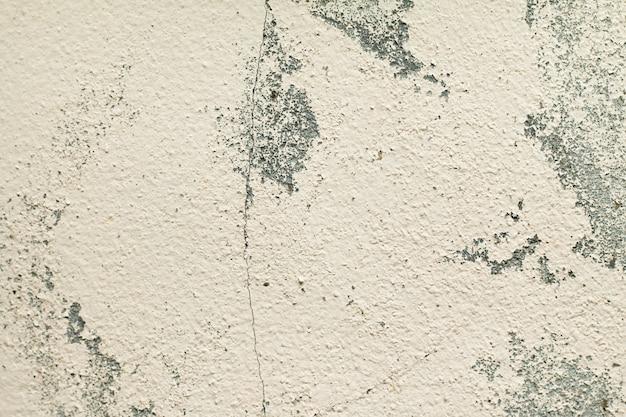 Struttura del vecchio muro di cemento per lo sfondo
