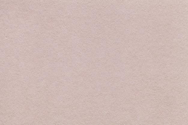 Struttura del vecchio primo piano di carta beige