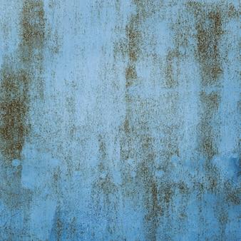 Struttura della parete dipinta primo piano con le crepe