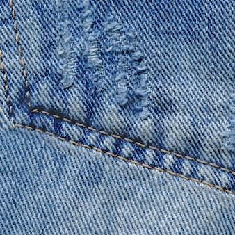 Struttura della priorità bassa delle blue jeans
