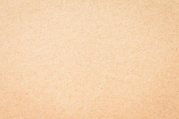 Struttura della scatola di carta marrone per fondo
