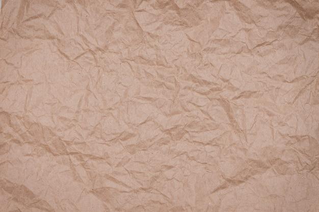 Struttura di carta corrugata mestiere d'imballaggio astratto
