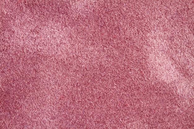 Struttura di carta di velluto rosso, sfondo scuro