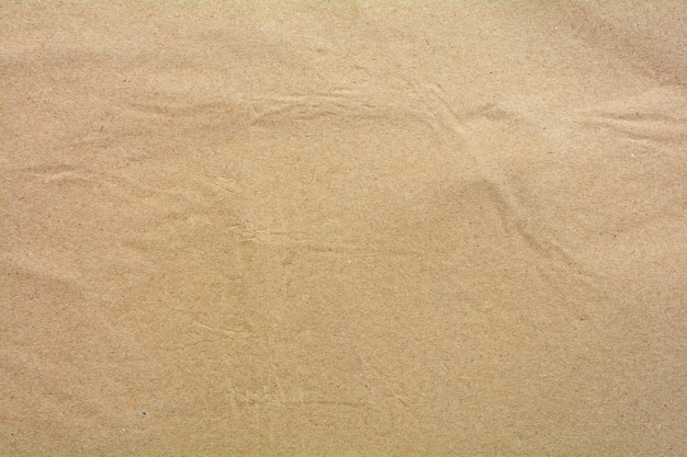 Struttura di carta riciclata marrone naturale - fondo