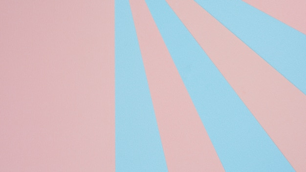 Struttura di carta rosa e blu - sfondo