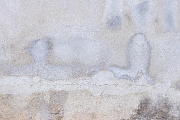 Struttura di cemento e struttura concreta per il modello e il fondo, parete per fondo