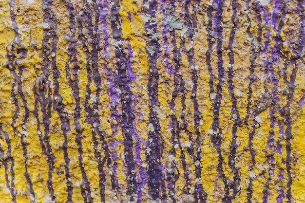 Struttura di colore di lerciume, colore blu e rosso, vecchia superficie graffiata.