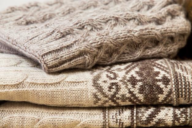 Struttura di lana