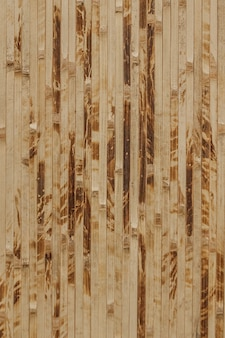 Struttura di legno della plancia per fondo, fondo di legno.