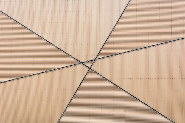 Struttura di legno di colore