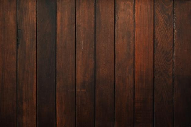 Struttura di legno marrone scuro con strisce naturali