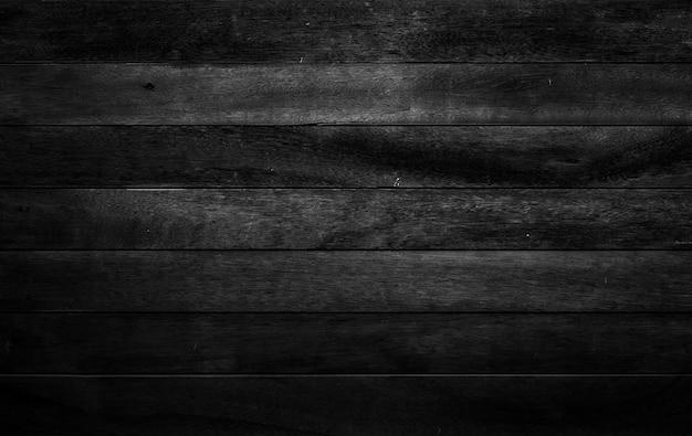 Struttura di legno nero