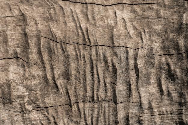 Struttura di legno riccio ondulato magico