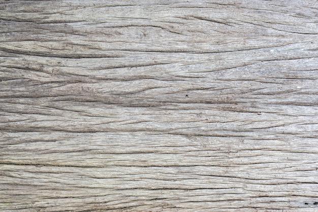 Struttura di legno rotto