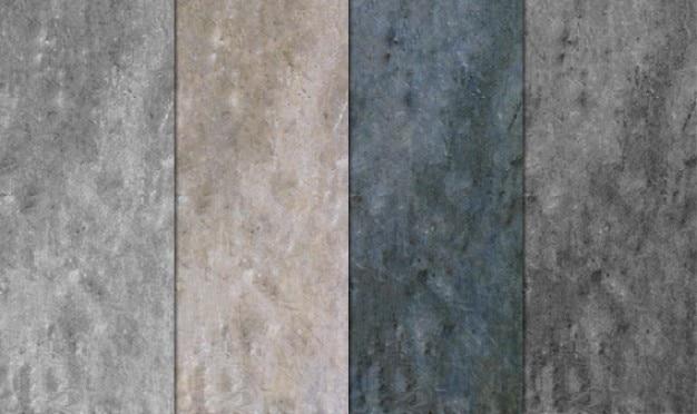 Struttura di marmo con 4 colori
