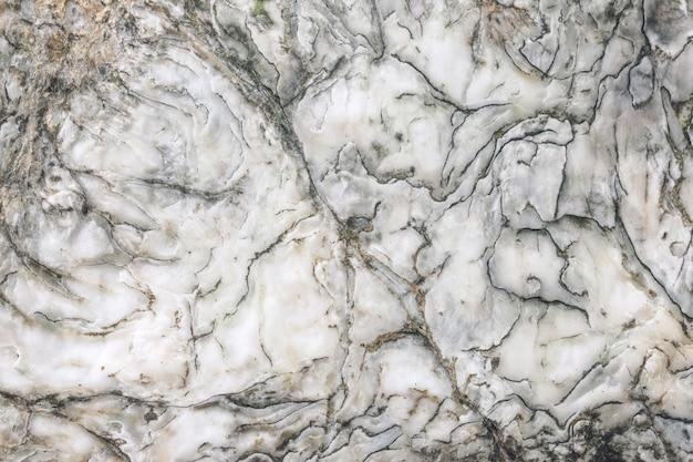 Struttura di marmo grezzo naturale