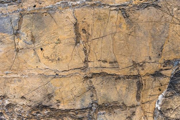 Struttura di pietra a parete