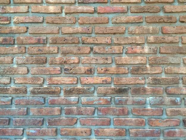 Struttura di vecchia priorità bassa di struttura del muro di mattoni
