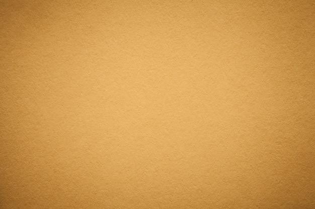 Struttura di vecchio fondo di carta dorato