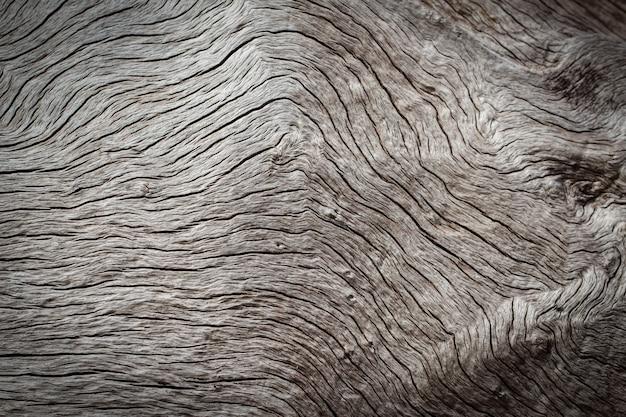 Struttura di vecchio fondo di legno naturale
