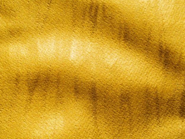Struttura dorata dello spazio della copia di progettazione