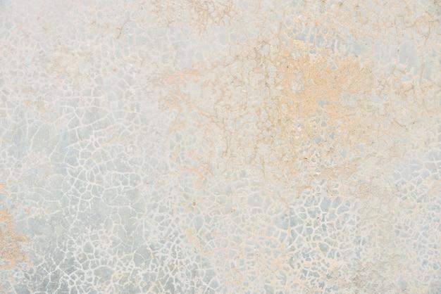 Struttura e fondo classici del cemento marrone e blu