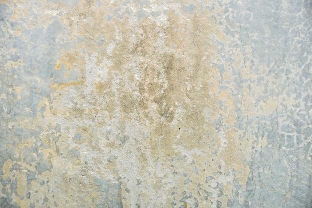 Struttura e fondo del cemento marrone e blu