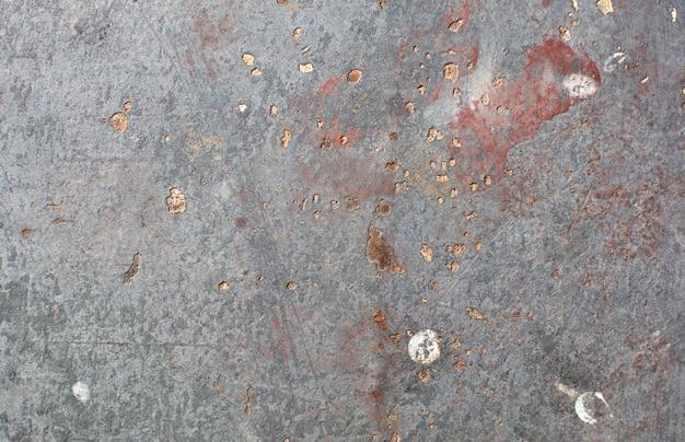 Struttura in acciaio ossido