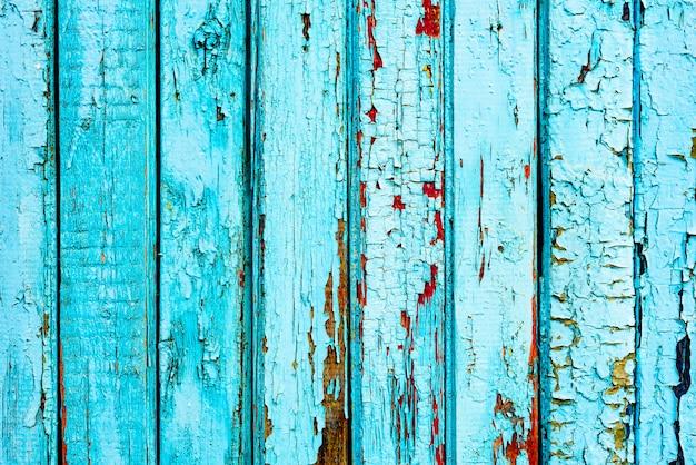 Struttura in legno con graffi e crepe