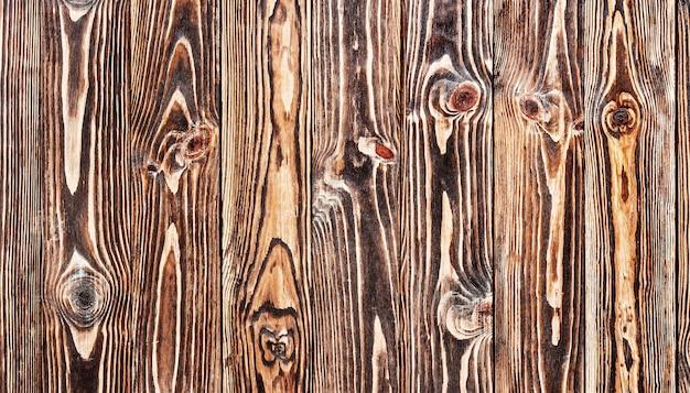 Struttura in legno molto vecchio
