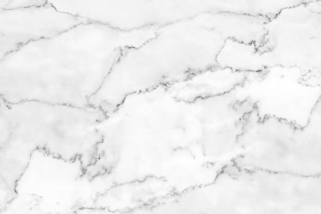Struttura in marmo bianco con motivo naturale per opere d'arte di sfondo o design.
