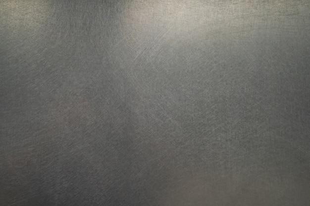 Struttura in metallo graffiato