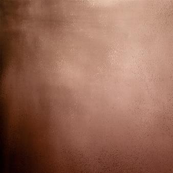 Struttura in oro rosa metallizzato