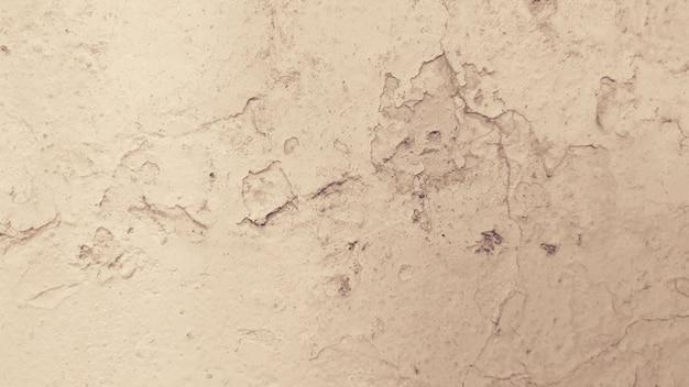 Struttura leggera di superficie danneggiata estratto