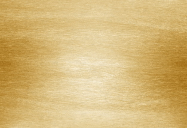 Struttura lucida della lamina d'oro della foglia gialla