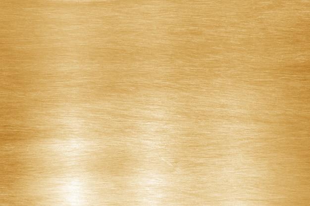 Struttura lucida della lamina di oro del foglio giallo