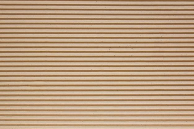 Struttura marrone del cartone ondulato per fondo