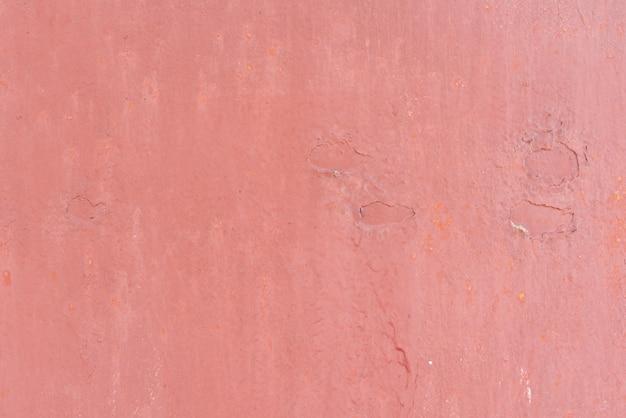 Struttura metallica con graffi e crepe