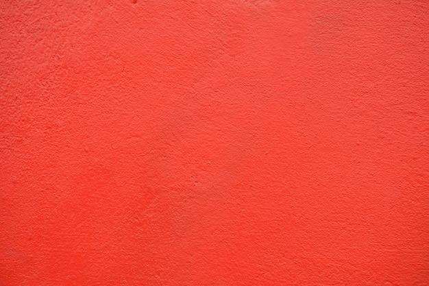 Struttura rossa del muro di cemento a costruzione