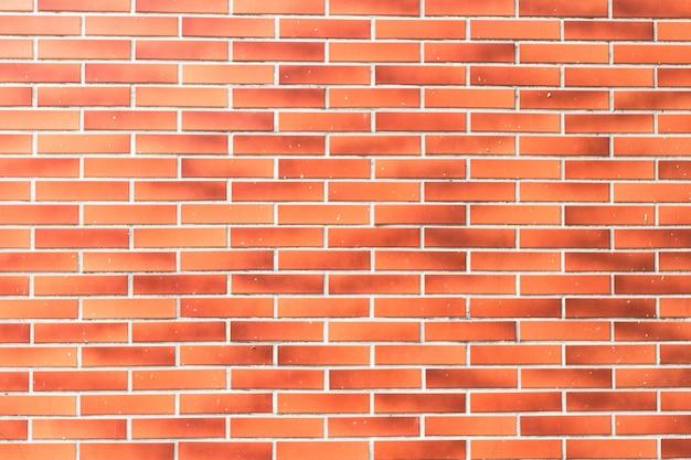 Struttura rossa del muro di mattoni del fondo