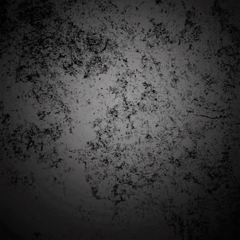 Struttura scura del confine di scenetta del fondo astratto con il fondo grigio di struttura