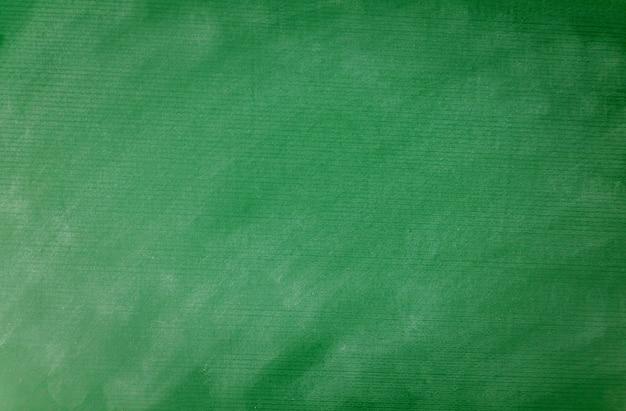 Struttura verde astratta della lavagna.