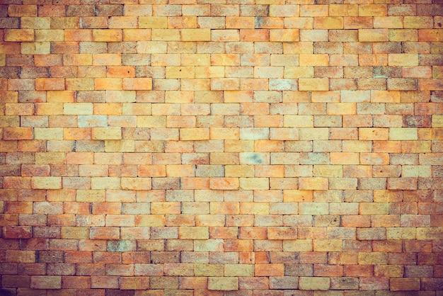 Strutture del fondo del muro di mattoni