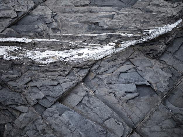 Strutture di pietra del fondo del balck della parete di lerciume.