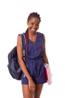 Studente africano