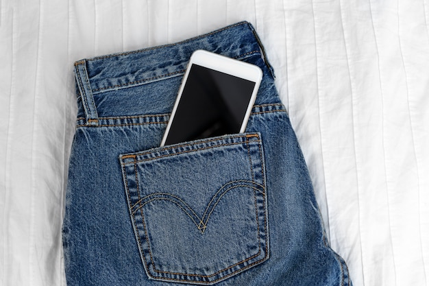 Studio shot jeans, abbigliamento, denim