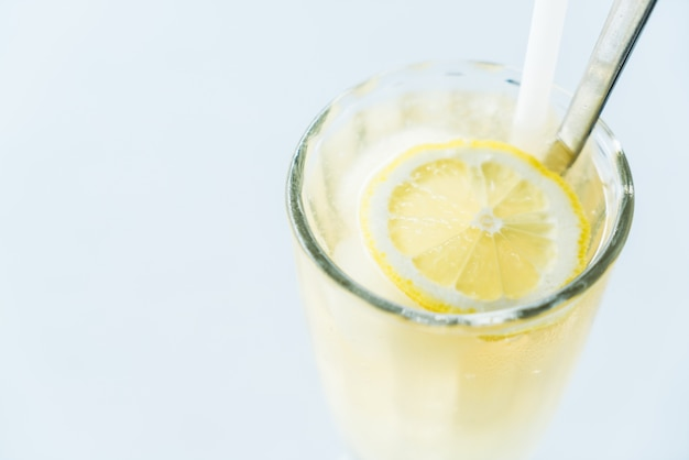 Succo di limone ghiacciato
