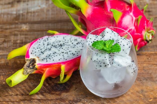 Succo di pitaya