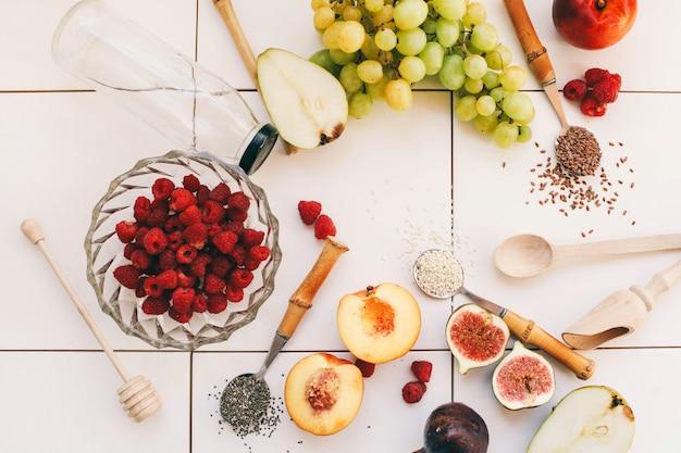 Super alimenti e cibi sani