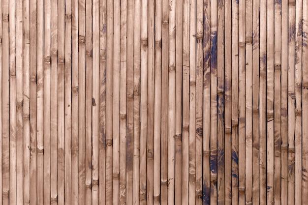 Superficie del pannello in legno di bambù